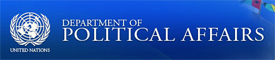 UN Department of Political Affairs