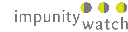 Impunity watch logo