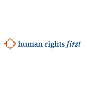 Human rights first logo 1