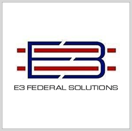 E3 company logo