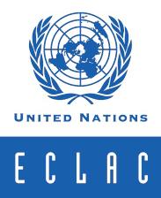 Eclac logo blue