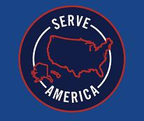 Serve america pac logo