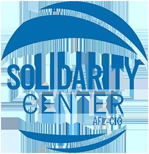 Solidarity center aflcio logo