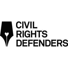 Civil rights defenders logo 2