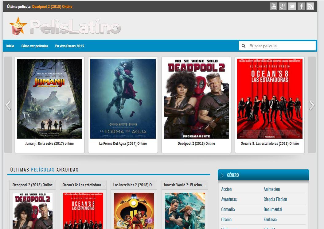 Ver películas y series ONLINE GRATIS 2018 FULL HD en ESPAÑOL LATINO sin interrupciones con ...