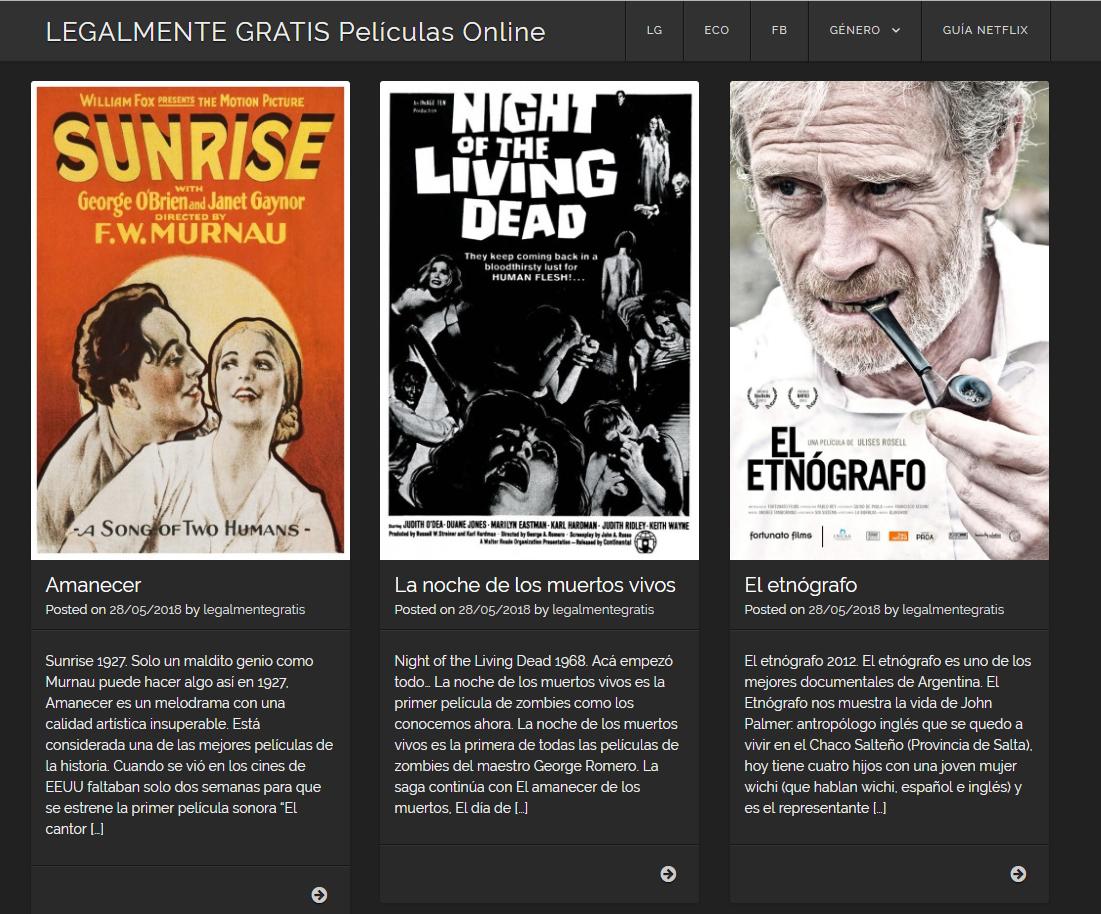 Ver películas y series online