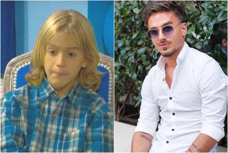 Floricienta actors antes y despues de adelgazar