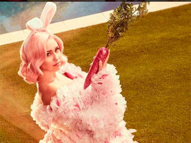Miley Cyrus comparte imágenes sexuales en Instagram por Semana Santa ...