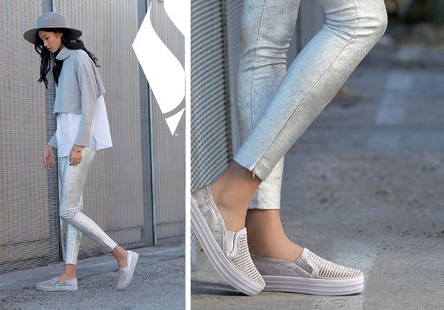 0e8c4ac1d7d68 Moda  Últimas novedades en zapatillas urbanas para mujeres ...