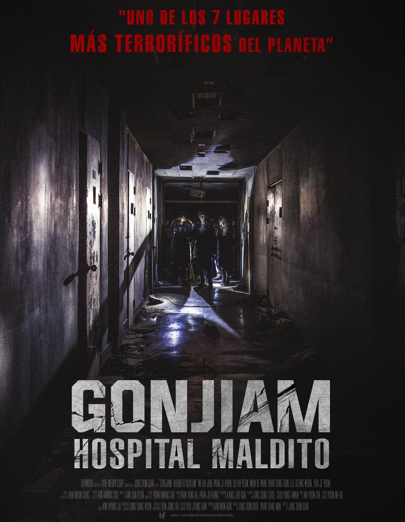 YouTube: terror coreano llega con Gonjiam: Hospital Maldito [VIDEO ...