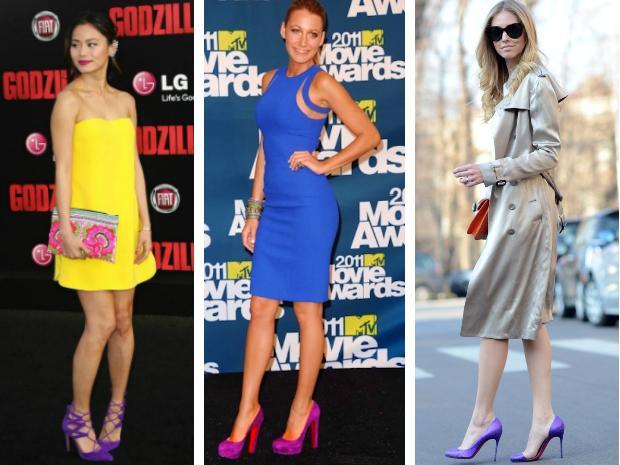 f5f0b1c4f7 Moda  ¿Cómo combinar la ropa según el color de zapatos