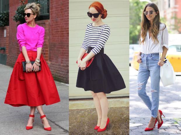 b01d638bc3c Moda  ¿Cómo combinar la ropa según el color de zapatos