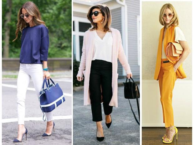 Moda Cómo Combinar La Ropa Según El Color De Zapatos El Popular