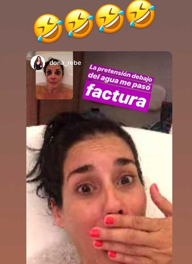 Instagram Rebeca Escribens Y Gianella Neyra Sorprendieron Con