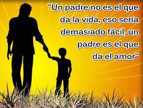 Día Del Padre Imágenes De Feliz Día Del Padre Con Mensaje