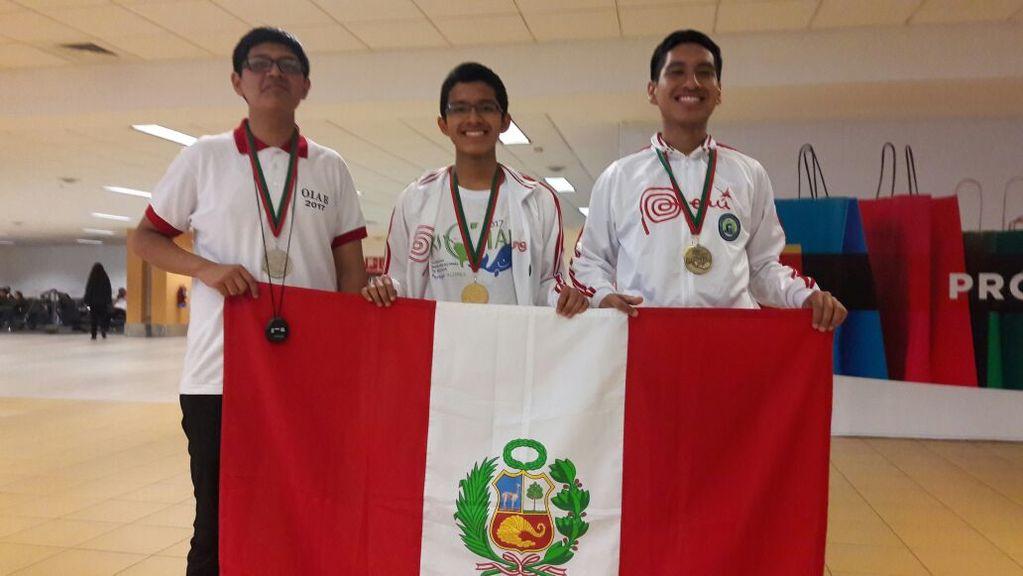 Perú se coronó como campeón Iberoamericano de Biología en Portugal