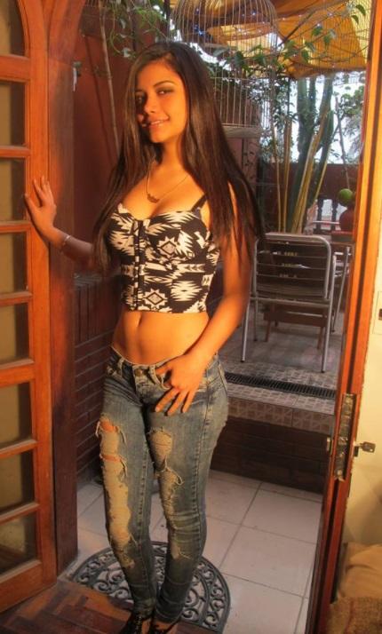 Pareja argentina latina en el telo - 5 9