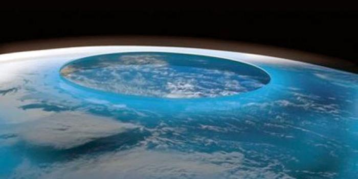 El Agujero De La Capa De Ozono Se Est 225 Reduciendo Seg 250 N