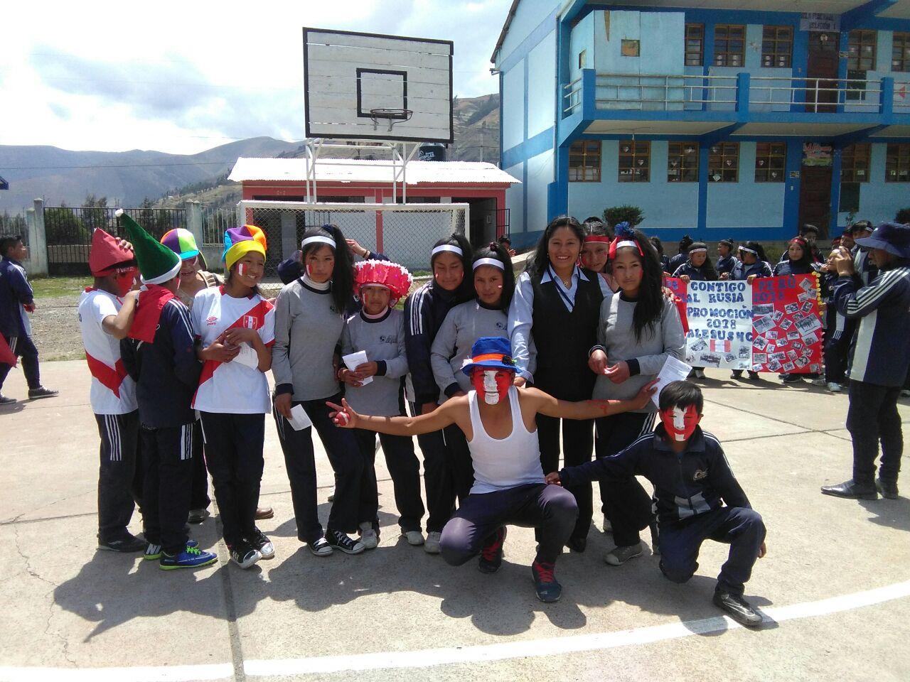 Perú clasifica al Mundial de Fútbol por primera vez en 35 años