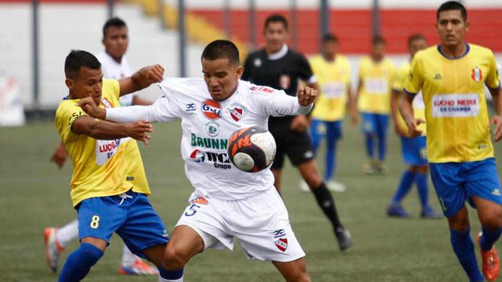 Resultados de la segunda fecha de la Finalísima — Copa Perú