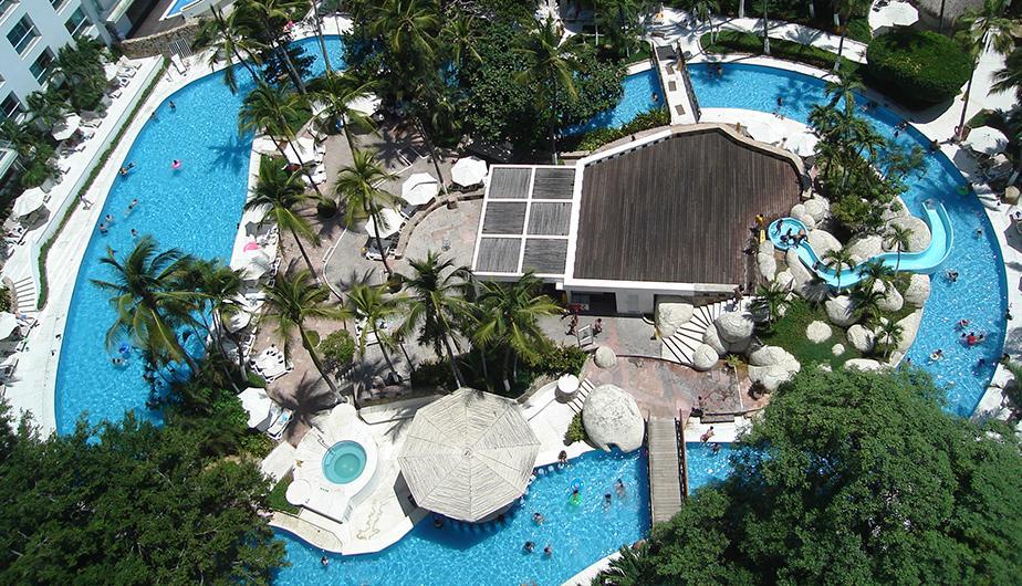 Google Maps As luce hotel del Chavo del Ocho en Acapulco FOTOS