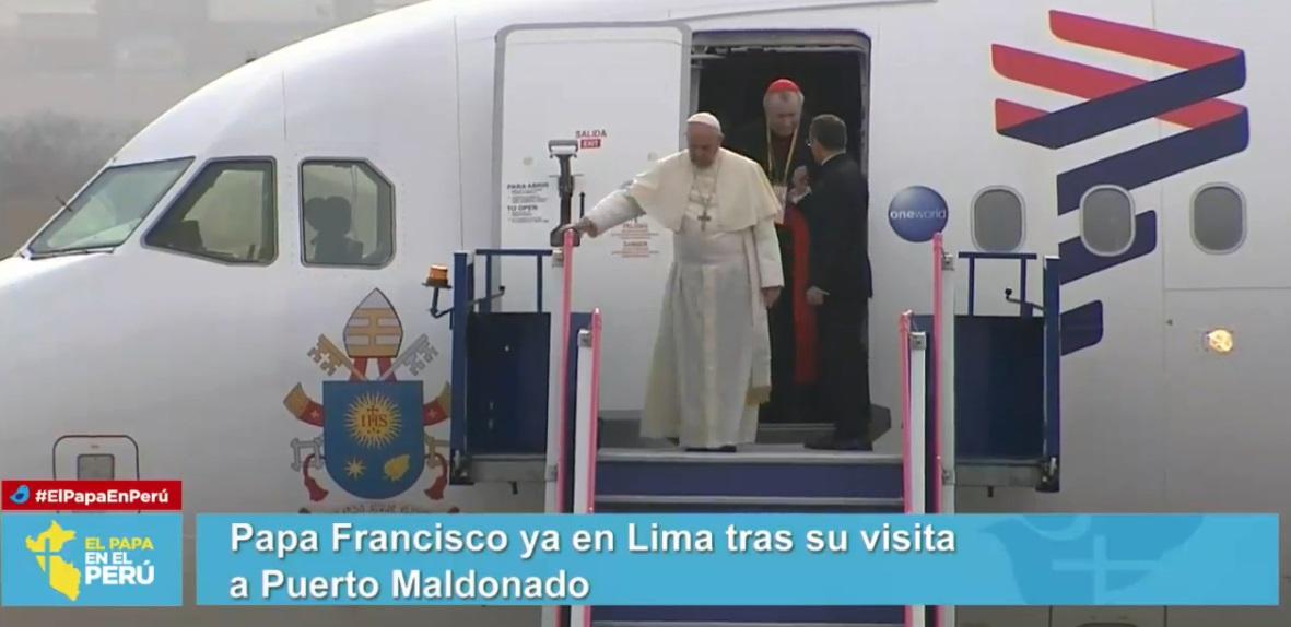 Papa en Lima