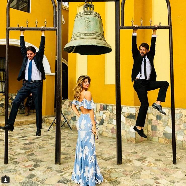 Instagram: Stephanie Cayo canta en boda a días de su matrimonio ...