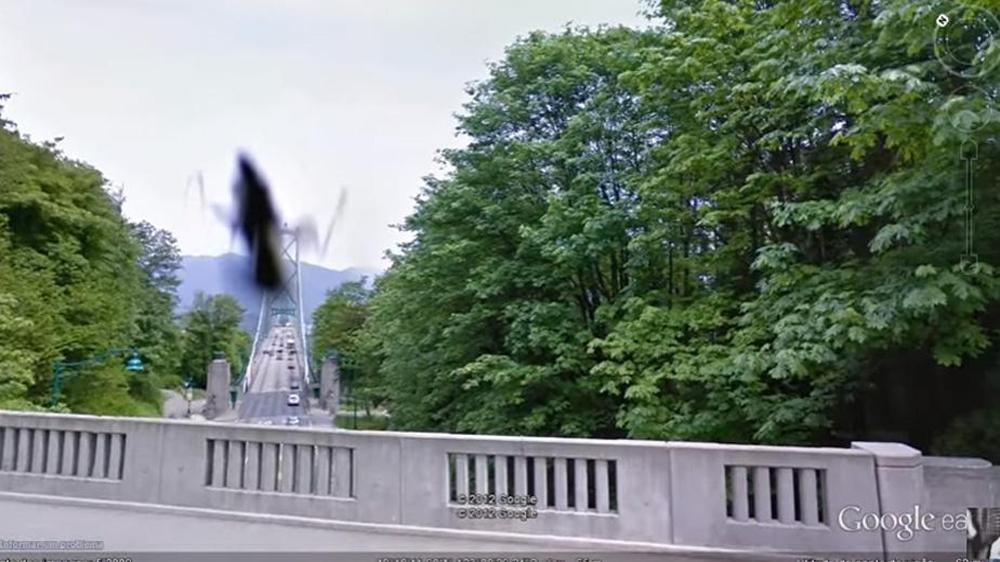 Google Maps enganchó a esta pareja
