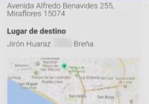 Taxista de aplicación abusó sexualmente de una joven — Breña
