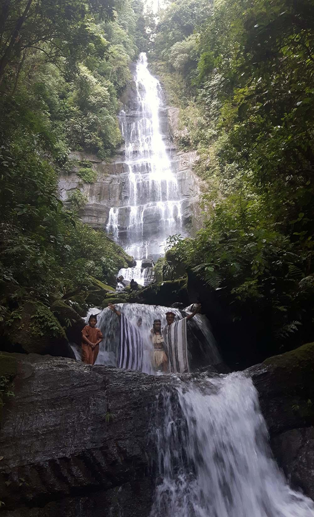 Hermosos paisajes naturales en Satipo.