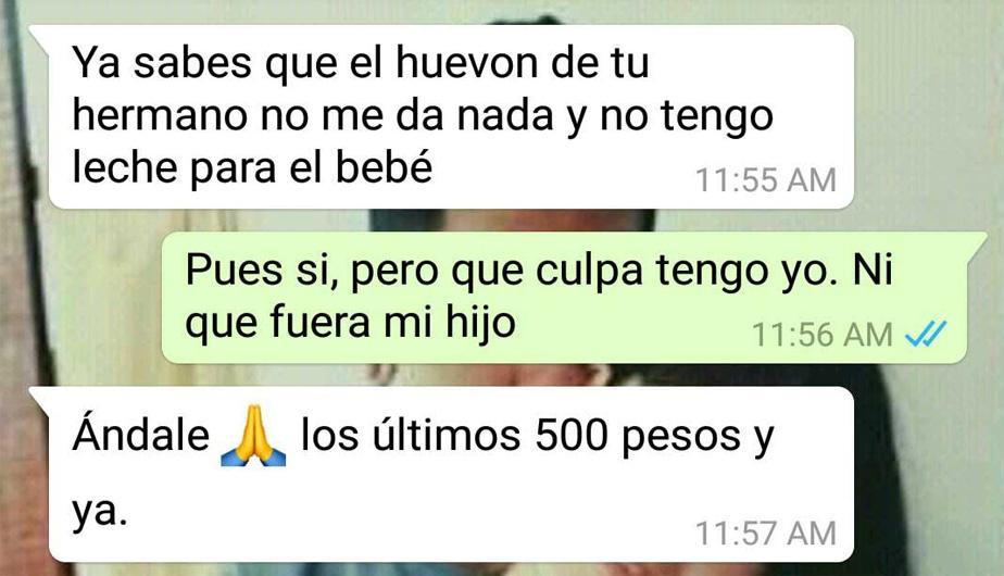 """WhatsApp Viral: Su Cuñada Le Hizo """"propuesta Indecente"""" Y"""