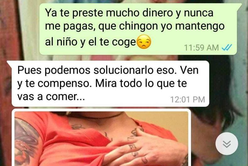 Whatsapp Viral Su Cuñada Le Hizo Propuesta Indecente Y él Causa