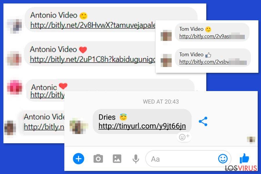 El nuevo virus que está atacando en Facebook