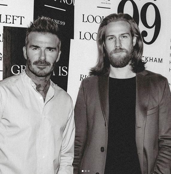 Dejarse la barba cambió la vida de este hombre