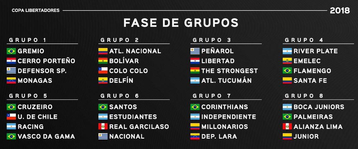 Copa Libertadores Final River Plate