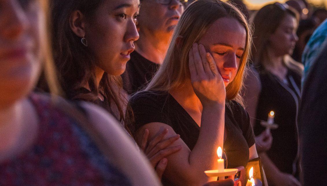 Trump recibirá a estudiantes de escuela de Florida donde hubo el tiroteo
