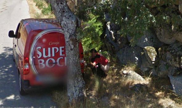 ¡Espeluznante! Usuario de Google Maps descubre una escena de suicidio