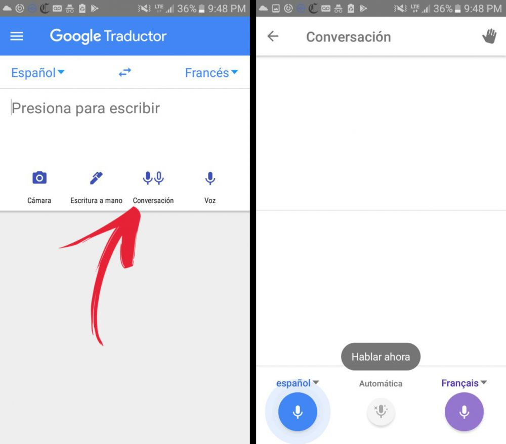 Google Traductor Ahora Permite Traducir Audios En Tiempo
