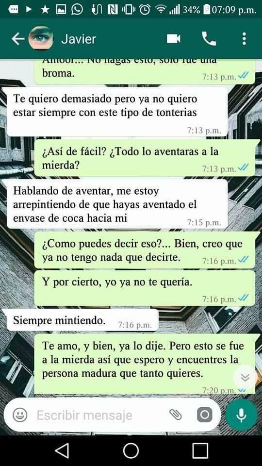 Whatsapp Chica Se Equivoca De Chat Y Manda Foto Hot A Su Novio Y