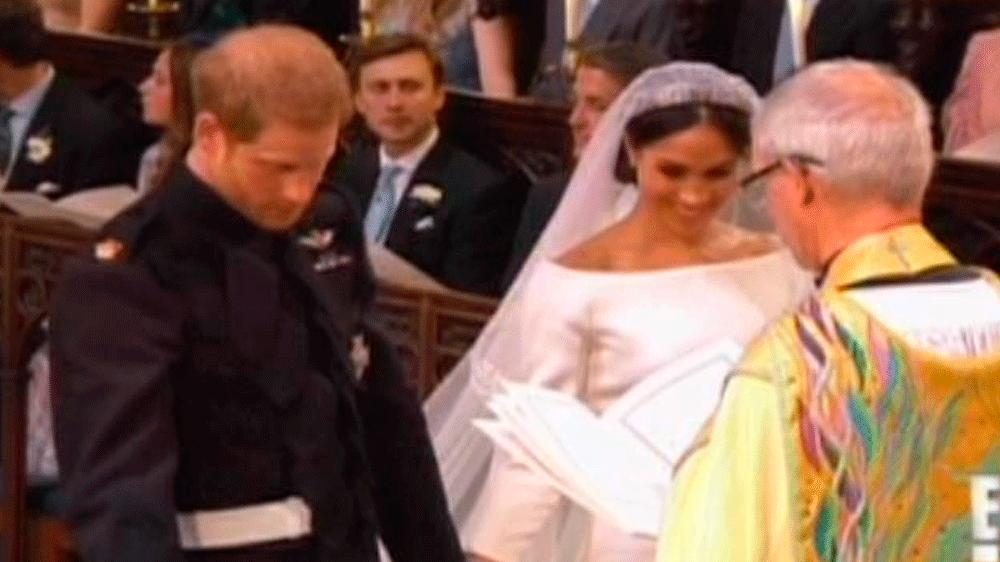 Matrimonio Principe Harry : Boda real ver en vivo meghan markle y príncipe harry