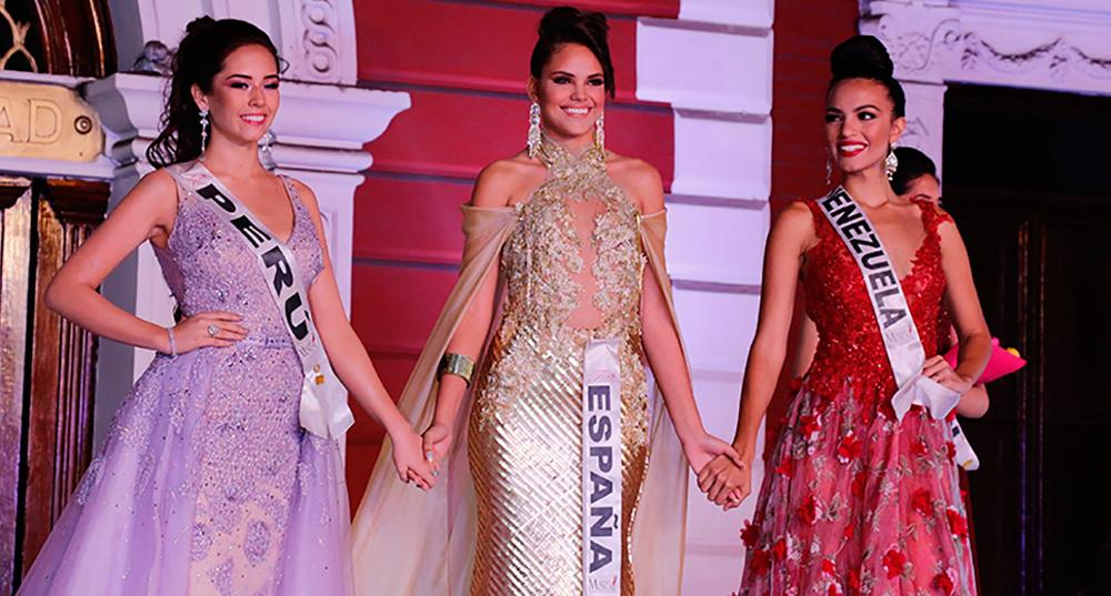 Modelo trujillana Alicia Montoya ganó el Miss Teen Model ...