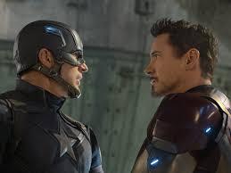 Iron Man-Capitán América