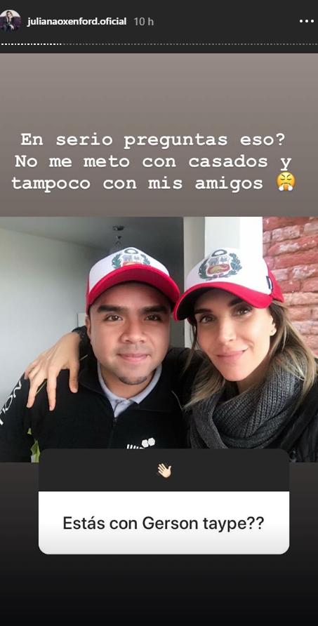 Juliana Oxenford Instagram