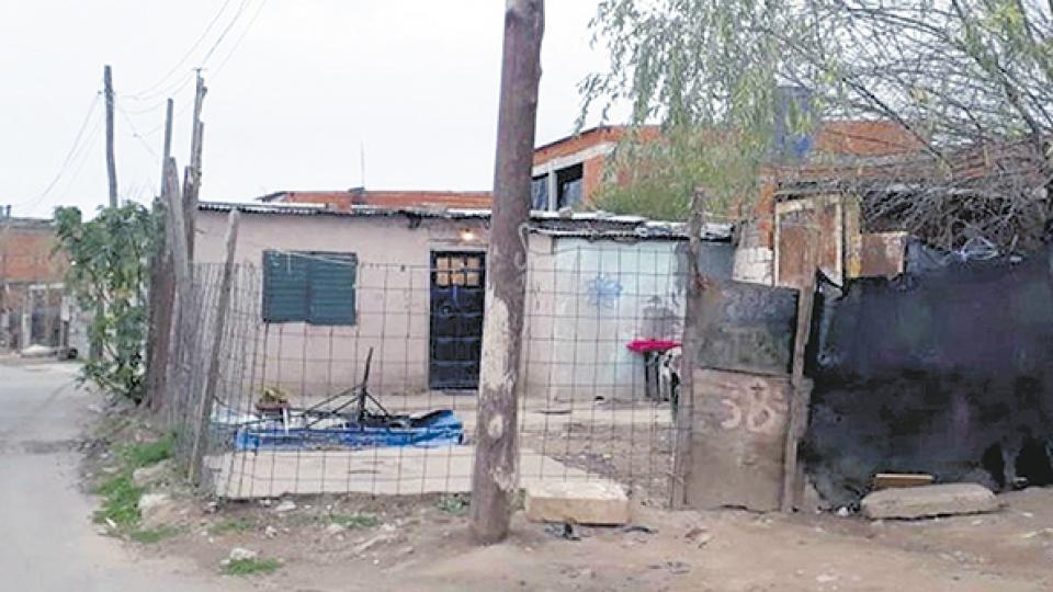 casa del crimen