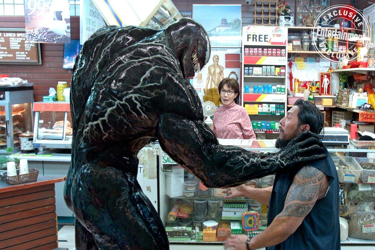 Nueva imagen de la película 'Venom'