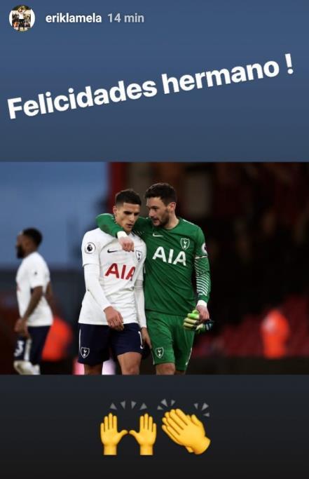 Tottenham Lloris