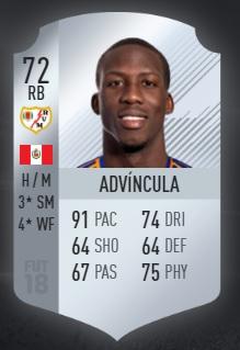 ADVINCULA FIFA 19