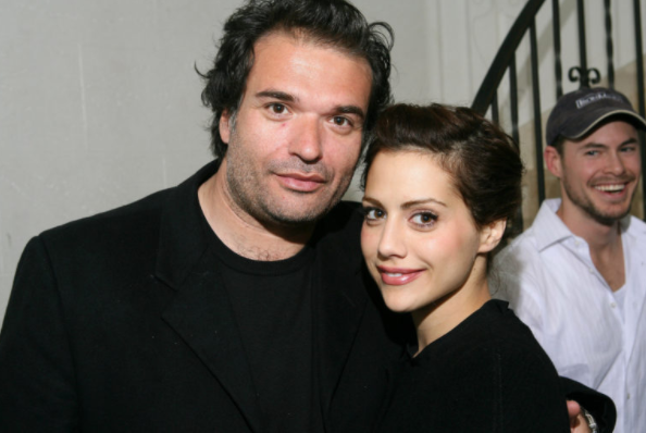 Brittany Murphy y Simon Monjack
