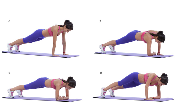 push-up-planks
