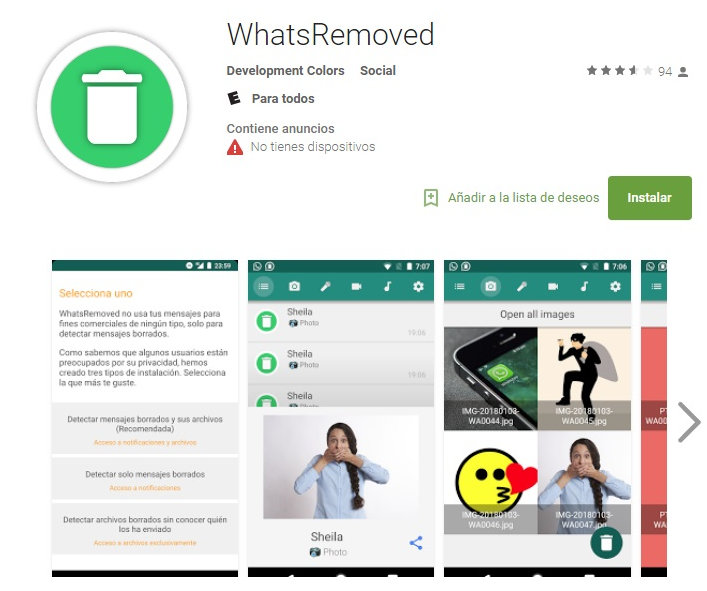 whatsremoved
